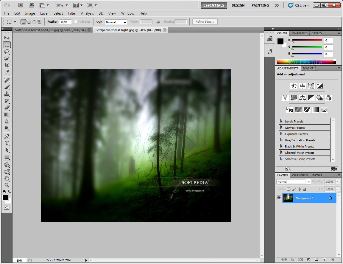 Adobe Photoshop Learn Support]